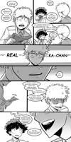 Nice Ka-Chan AU Page 26 by CharlotteSketches