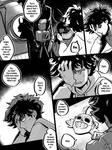 Evil Deku AU Page 39