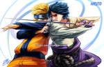 NarutoSasuke_Battle Once More