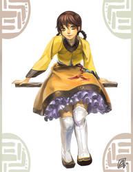 HanBok III by borammy