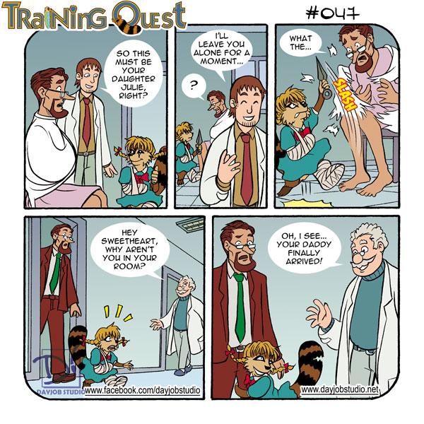 Training Quest #047 by lastbeach
