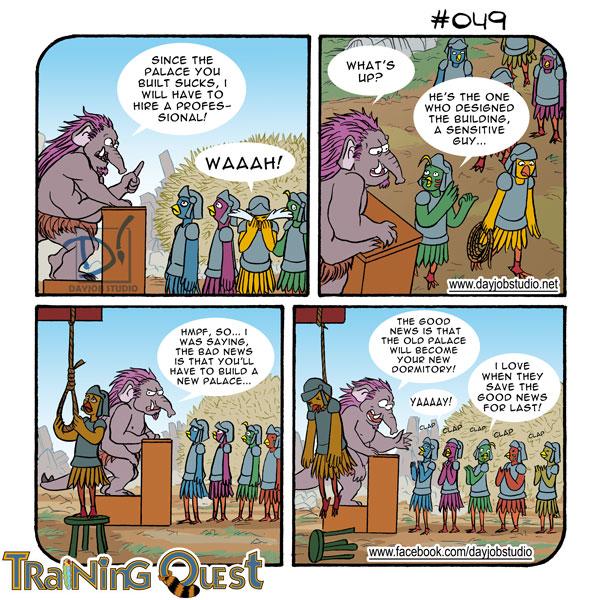 Training Quest #049 by lastbeach