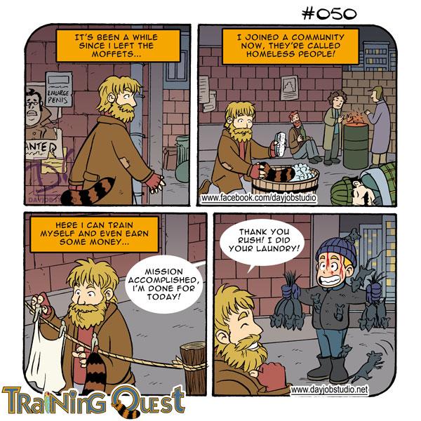 Training Quest #050 by lastbeach