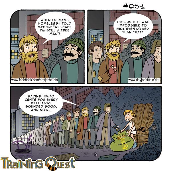 Training Quest #051 by lastbeach