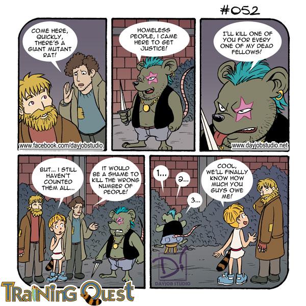 Training Quest #052 by lastbeach