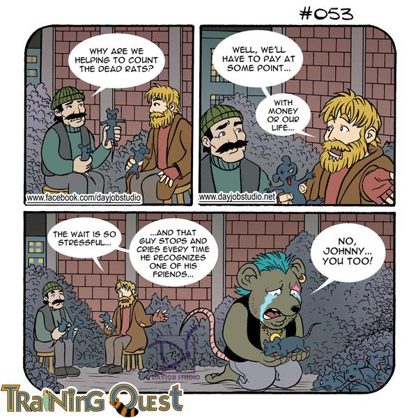 Training Quest #053 by lastbeach