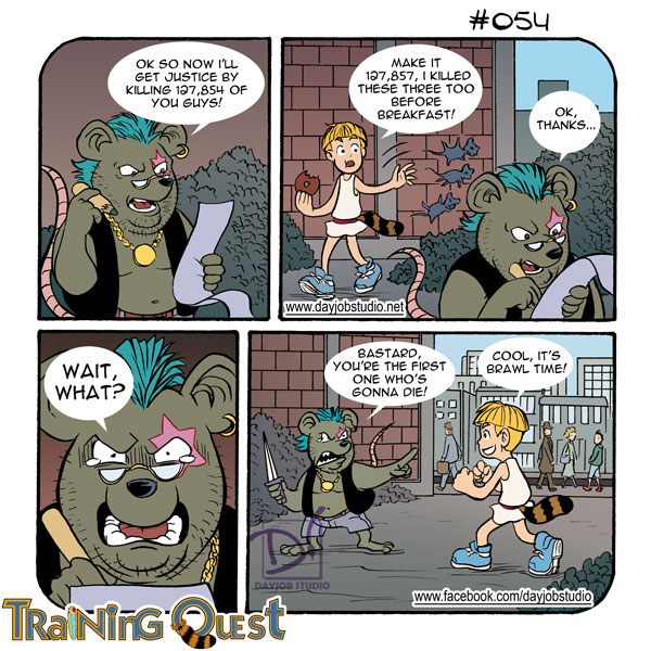 Training Quest #054 by lastbeach
