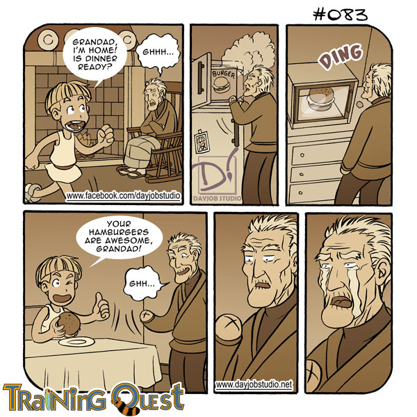 Training Quest #083 by lastbeach