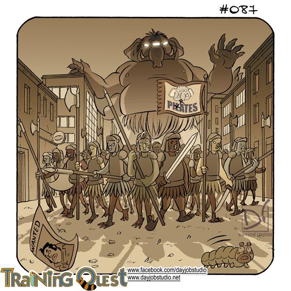 Training Quest #087 by lastbeach