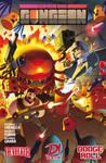 Enter the Gungeon Comic Book Cover
