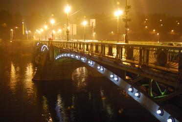 Charles Bridge, Praha by lolaura22