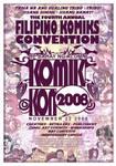 KOMIKON2008 teaser poster