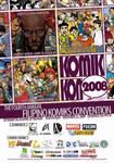 KOMIKON 08 Official Poster