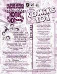 KOMIKS 101 poster