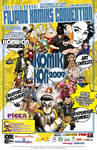 October KOMIKON 2009 poster