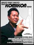 Sa KOMIKON tayo campaign 2