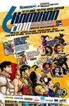 KOMIKON 2010 Event Poster