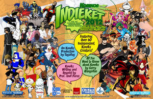 INDIEKET OFFICIAL POSTER