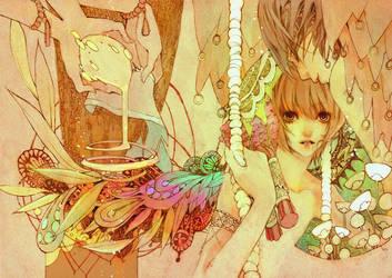 children +coloured+ by kidchan
