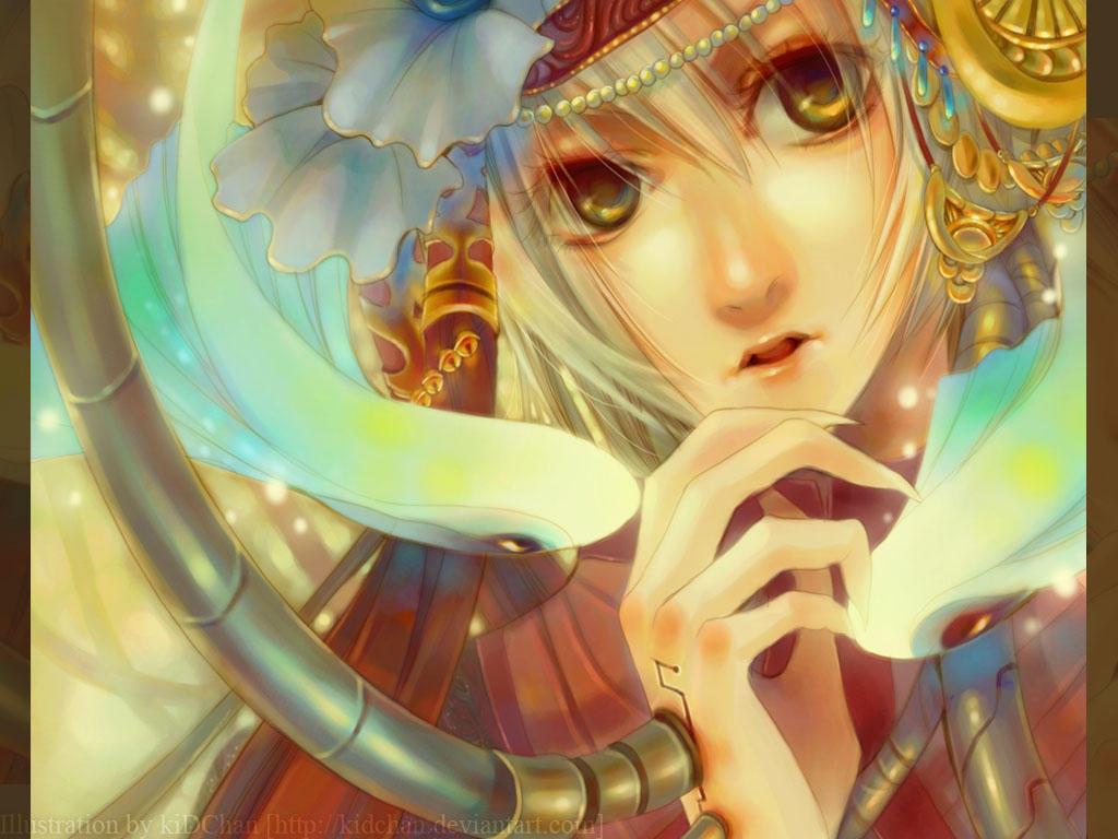 Mystic by kidchan