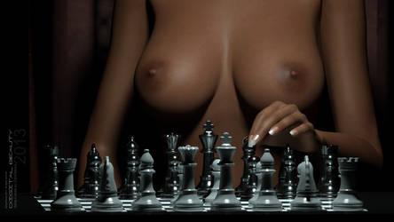 Digital Beauty Series - Sexy Chess by Digital-Beauty-Serie