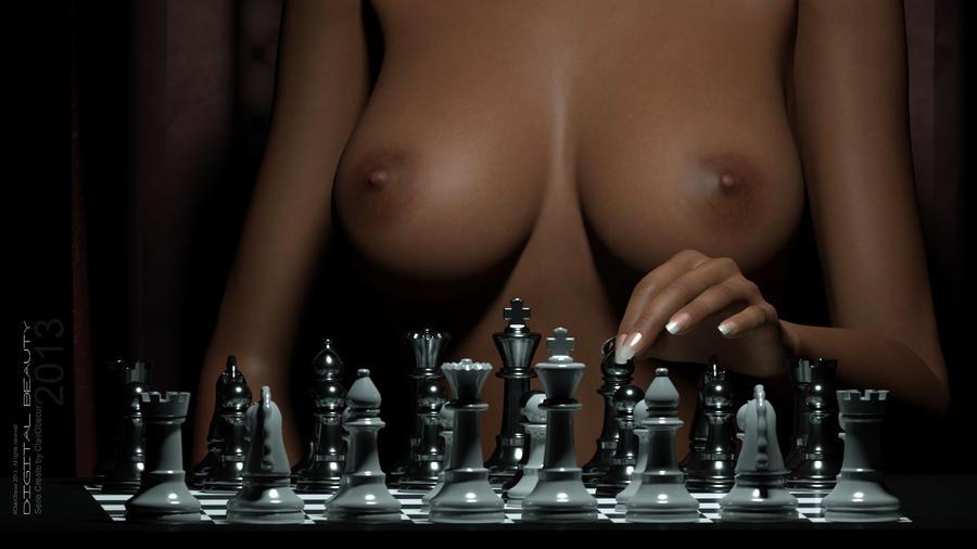 Шахматы и эротика
