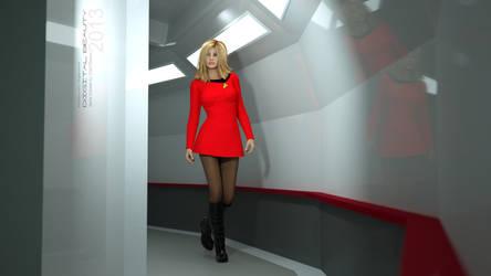 Digital Beauty Series - Star T by Digital-Beauty-Serie