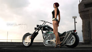Digital Beauty Series - Bike-InG by Digital-Beauty-Serie
