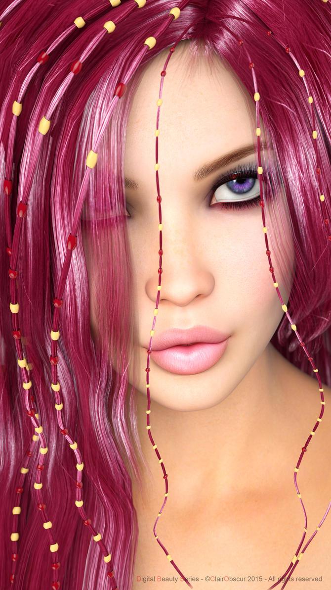 Digital Beauty Series - Portraiture (May15) by Digital-Beauty-Serie