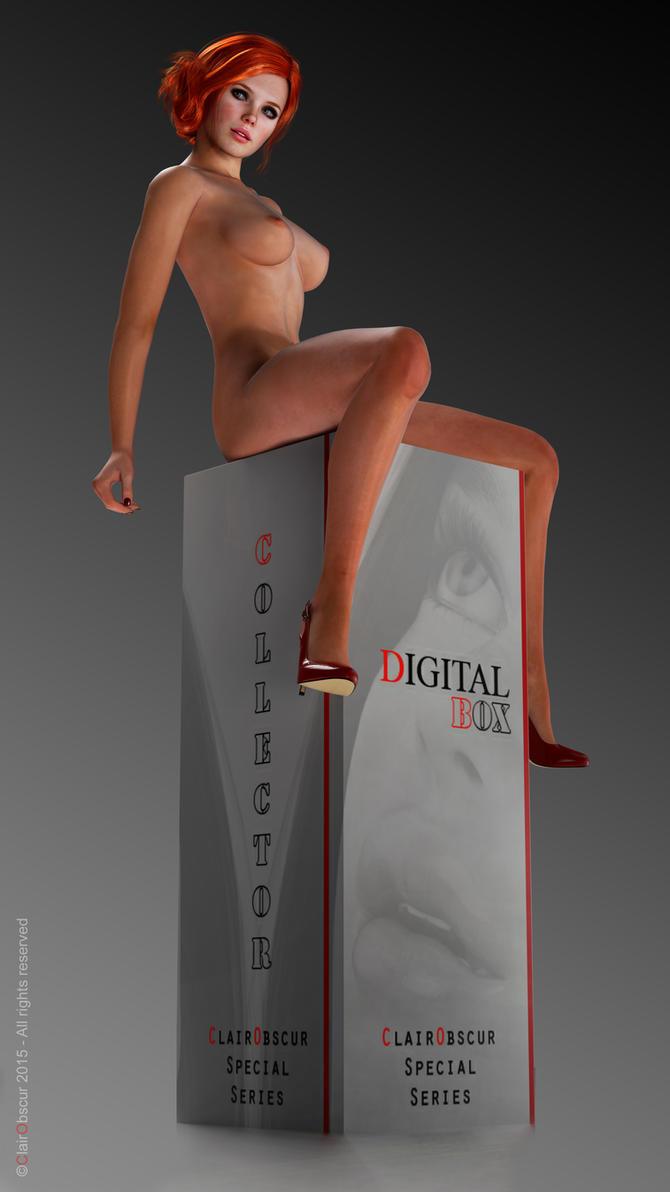 Digital Beauty Series - Digital Box (Oct2015) by Digital-Beauty-Serie