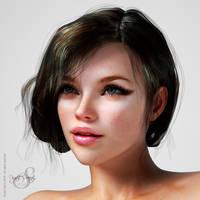 Digital Beauty Series - Portraiture II (Jan2016) by Digital-Beauty-Serie