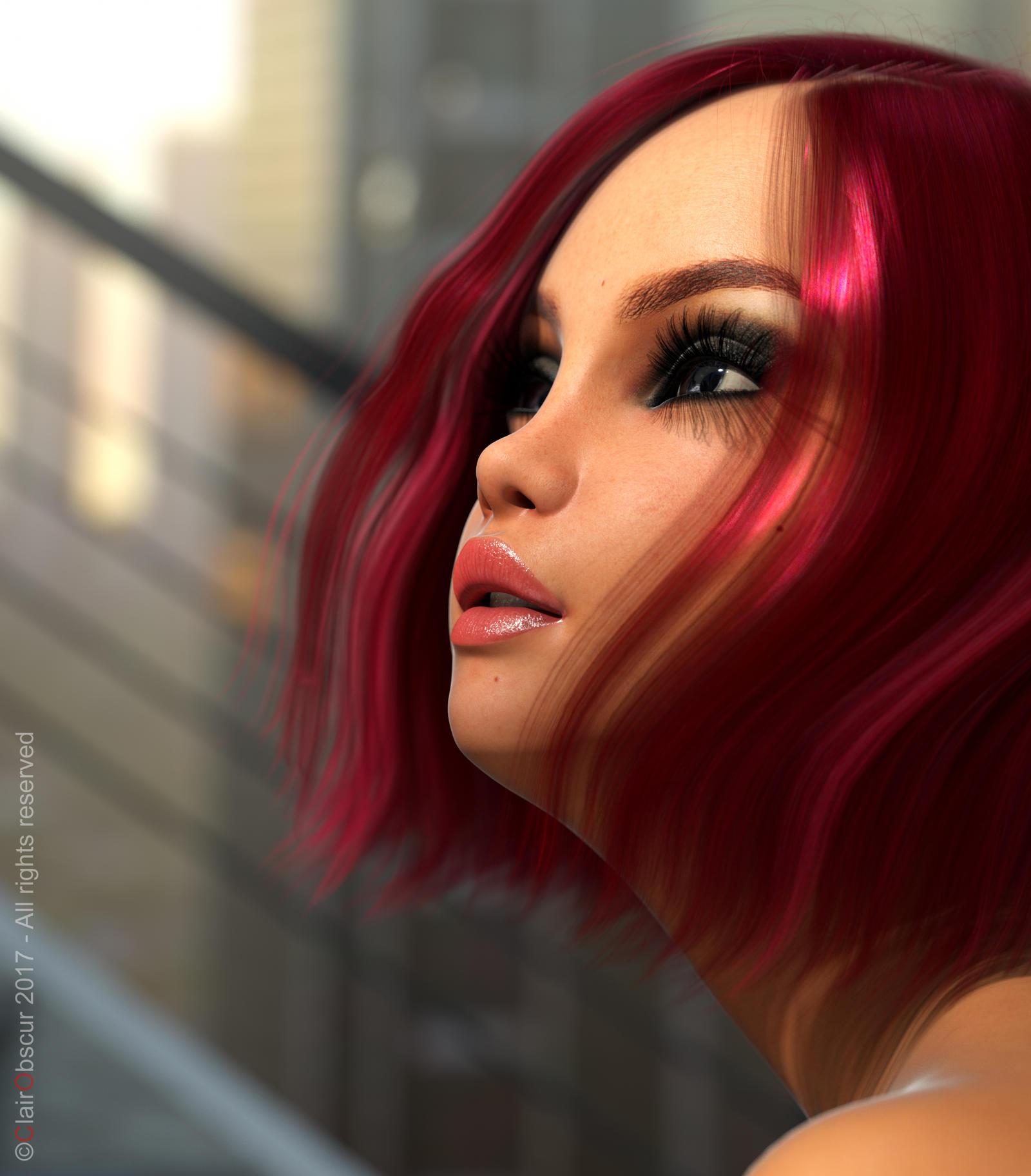 Digital Beauty Series - Portraiture (Oct17) by Digital-Beauty-Serie