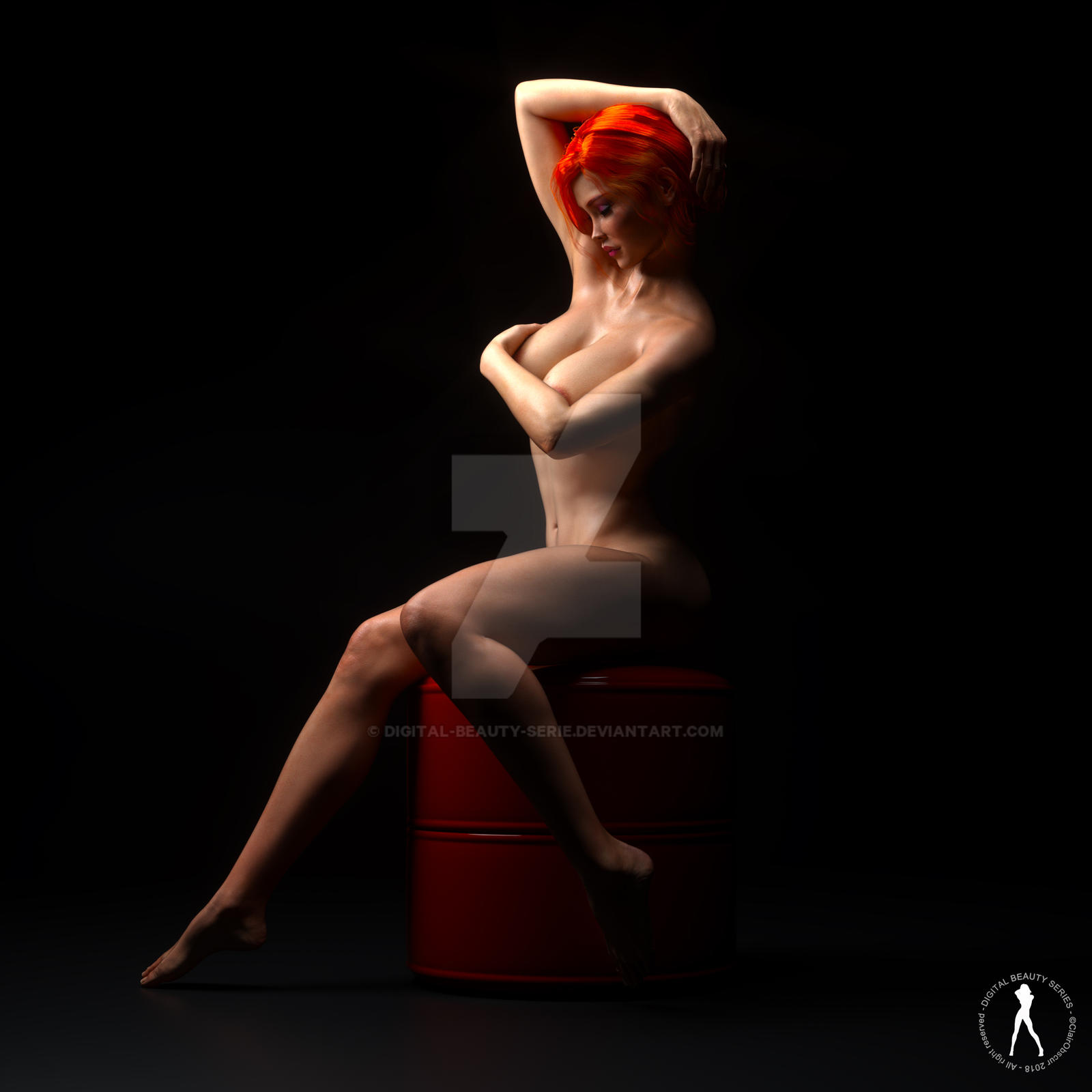 Digital Beauty Series - ClairObscur (Nov17) by Digital-Beauty-Serie