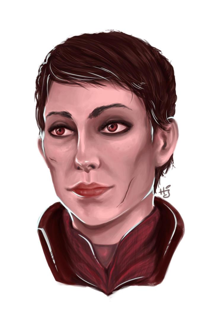 DAI: Cassandra by ravenwing136