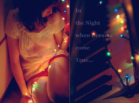 Dreaming in the Night