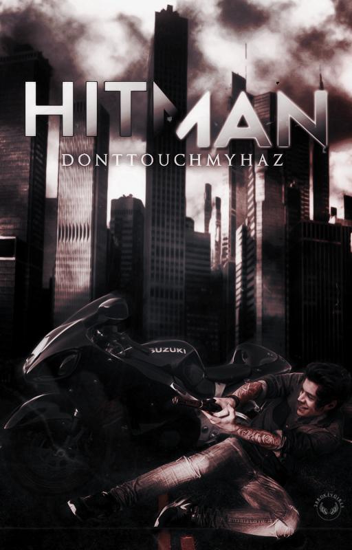 Hitman Wattpad Cover By Searthix On Deviantart