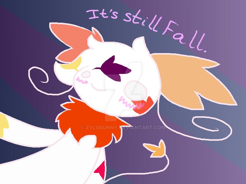 It's Still Fall. :3 by ZyloBunny