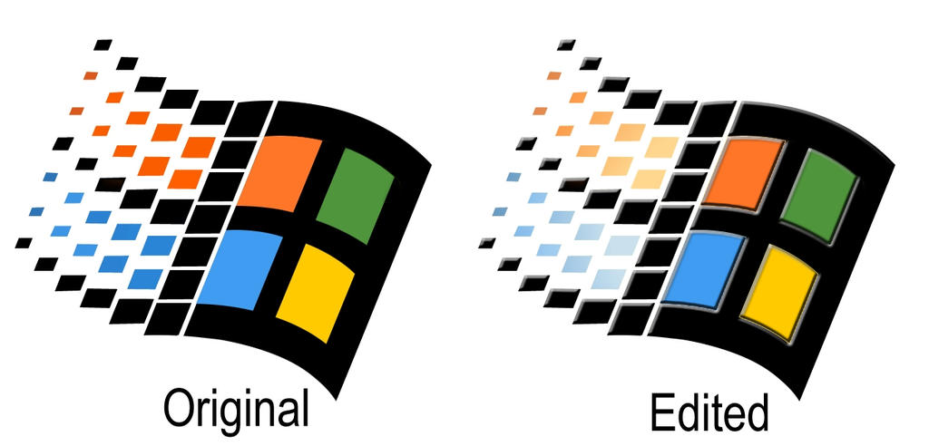 make logos transparent