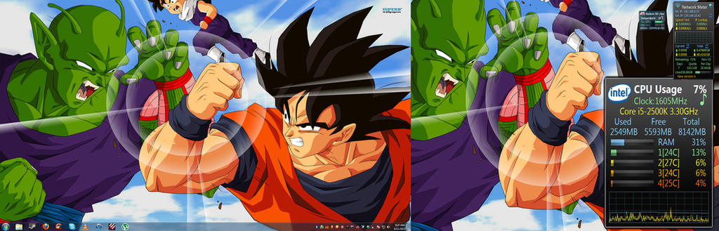 Windows 7 64bit Ultimate Desktop BG 8-11-12 by Da-Bacon-master