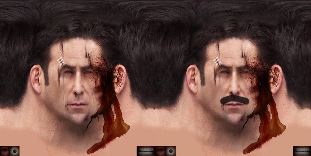 Max Payne Face D By Da Bacon Master On Deviantart