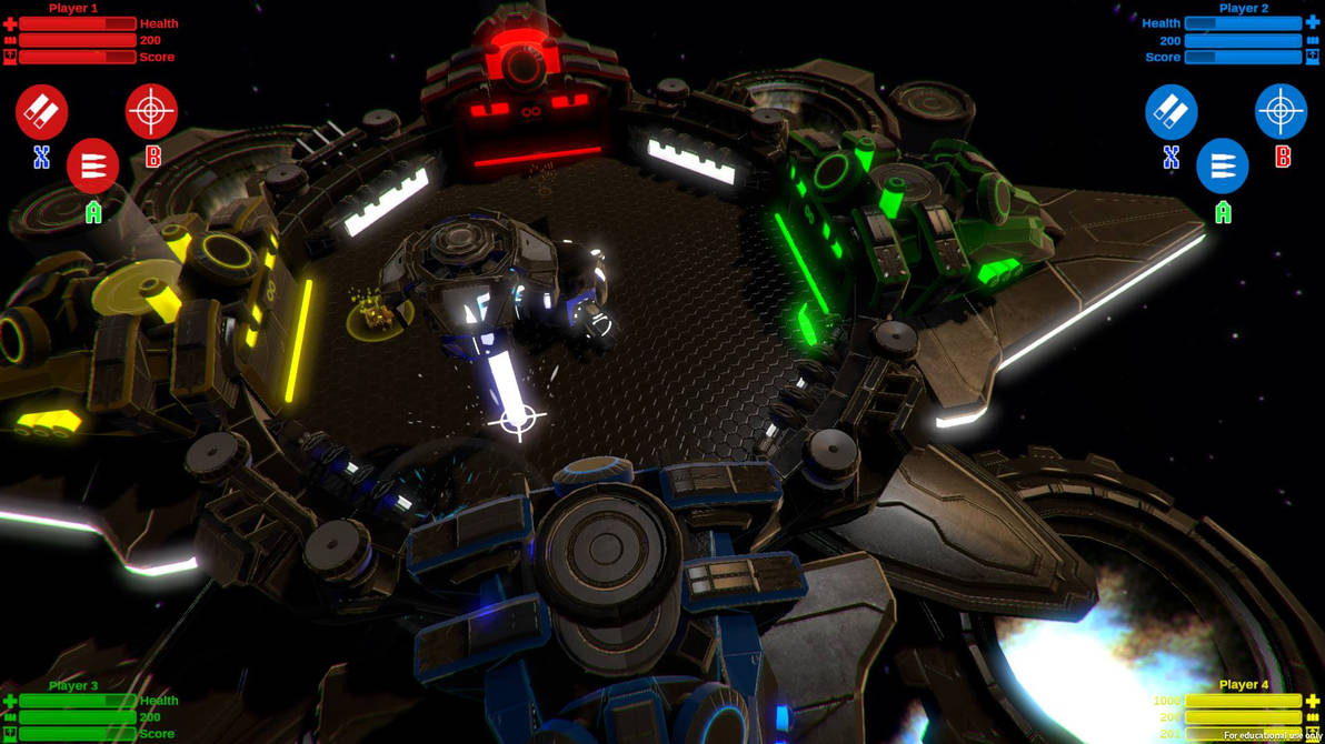 Mech Balls old in game screenshot by Da-Bacon-master on