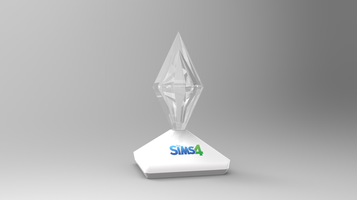 The Sims 4 Collectors Edition Plumbob (Off) Render by Da-Bacon-master