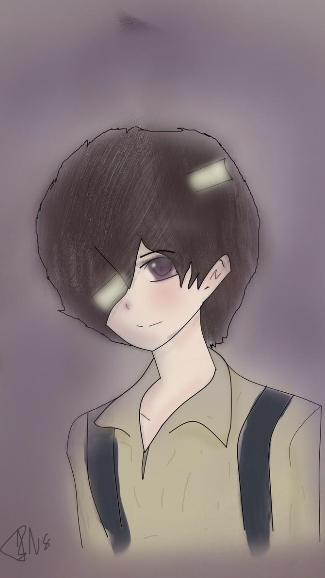 Unknown Boy by Lusercade