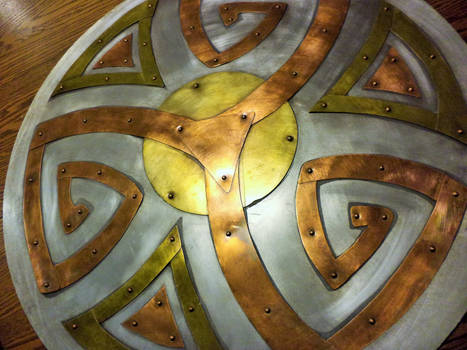 Celtic Disk - Finished