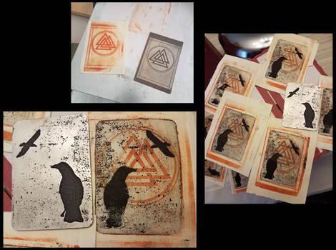 Odin cards