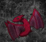 Red Chibi Dragon