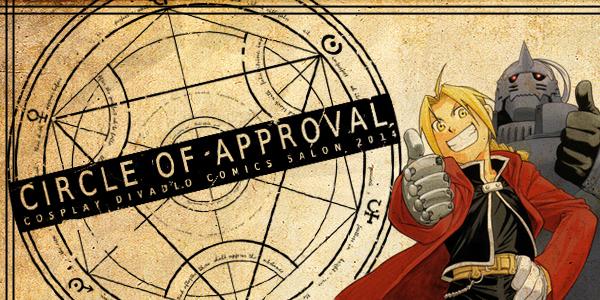Circle Of Approval by Miyu01