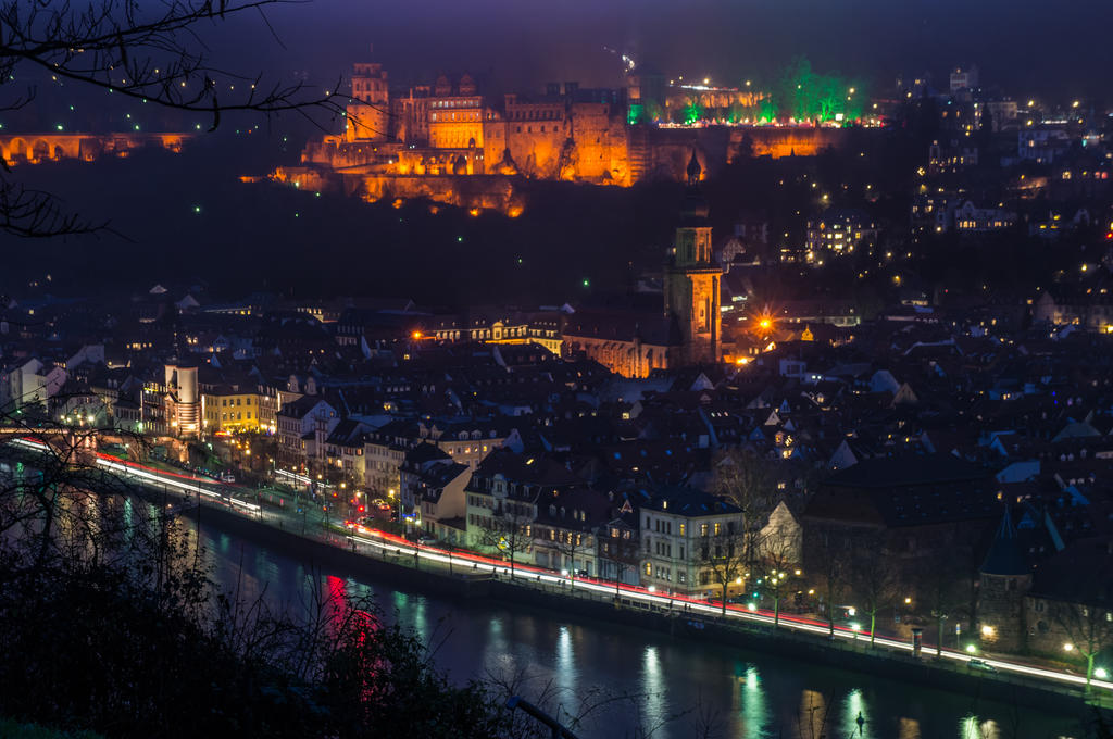 Heidelberg by ClaraMalaussene