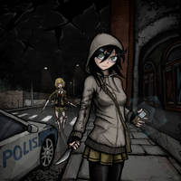Cry of fear X Watamote by Ermac23SS