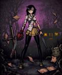 Ash vs Evil Dead X WataMote